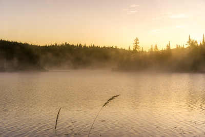 Sunrise in Parc national du Mont-Tremblant 2
