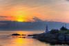 Head of the Harbor Sunrise  0858 w63