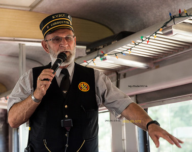 Ron, Kettle Train Conductor, Canada, speaking 4557