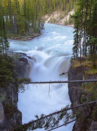Sunwapta Falls, Jasper