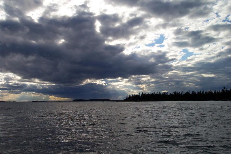 Lake Wollastan, Saskatchewan, Canada