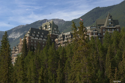 Banff National Park - Banff Springs Hotel (1898)