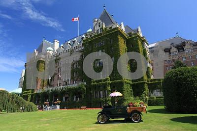 Victoria, Empress Hotel 3695