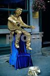 Montreal, Elvis mime