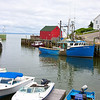 Bay of Fundy, Hall's Harbor<br /> Copyright 2009, Tom Farmer