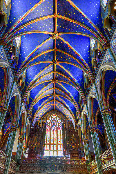Notre-Dame Cathedral - Ottawa, Canada