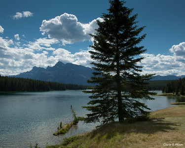 Banff National Park - Johnson Lake