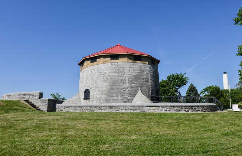 Murney Tower, Kingston, Ontario, Canada