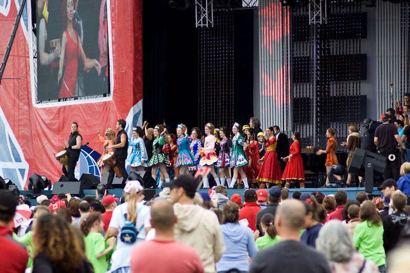 """<strong><span style=""""color:Green"""">Canada Day 2007</span></strong>"""