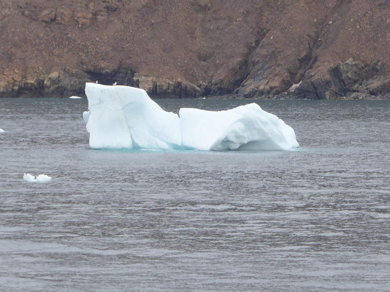 Small iceberg in Dundas Harbour.