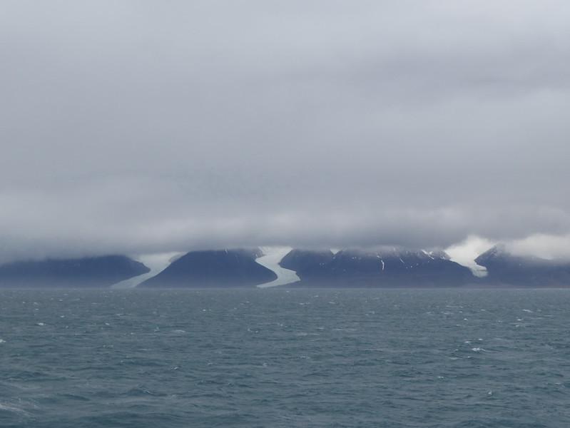 Navy Board Inlet - glaciers