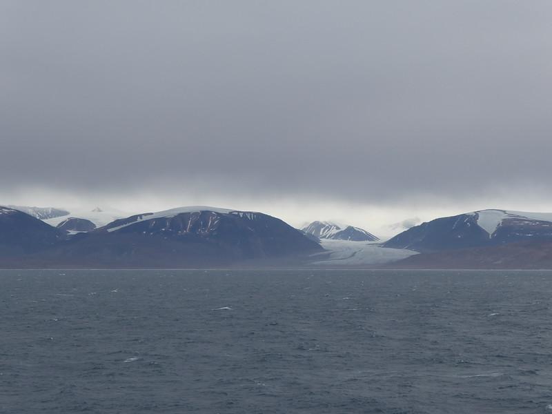 Navy Board Inlet - glacier
