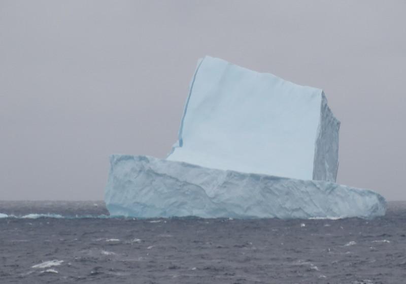 Iceberg in Baffin Bay.