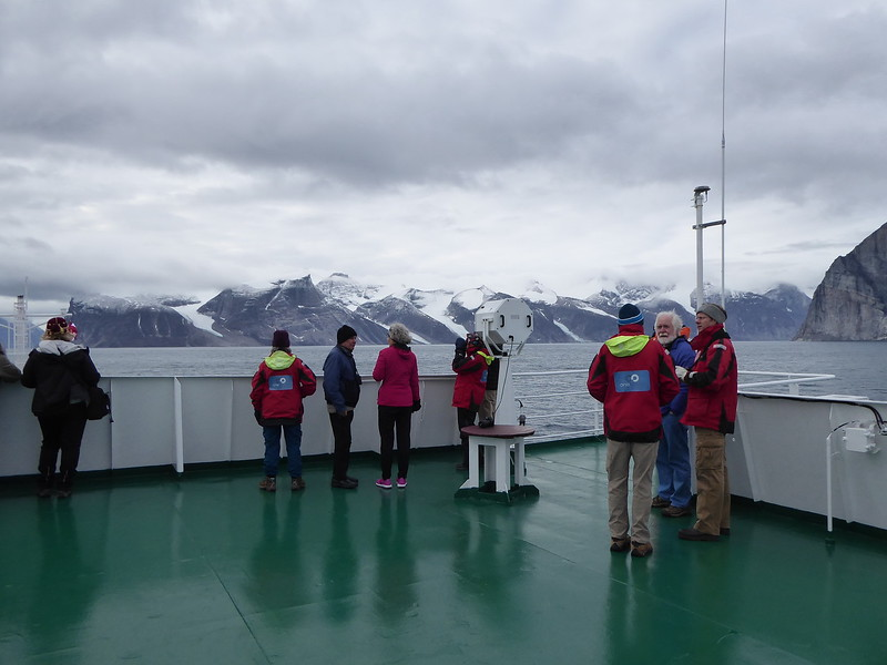 Deck 7 - Gibbs Fjord