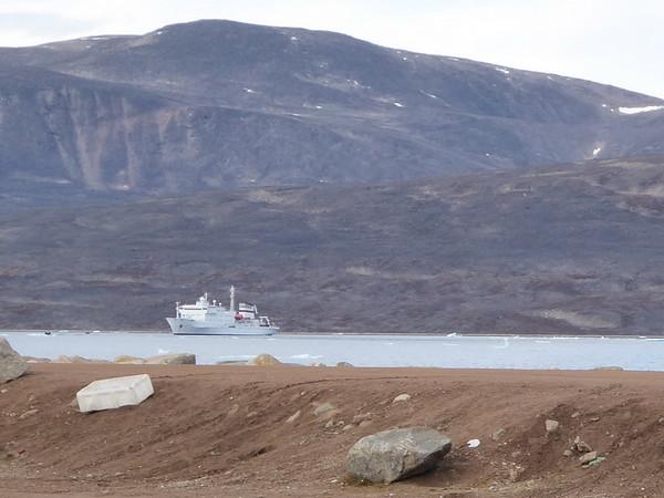 The Vavilov from Qikiqtarjuaq