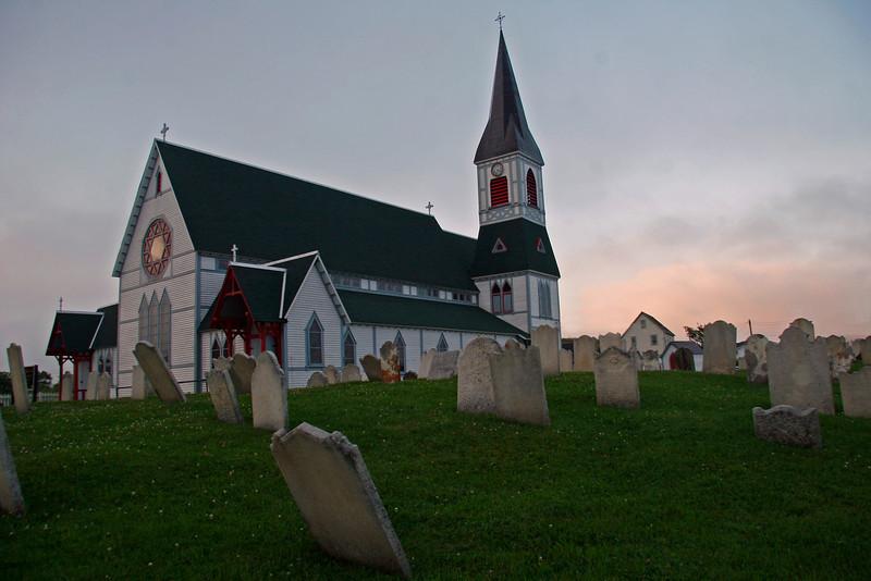 Church in Trinity NF