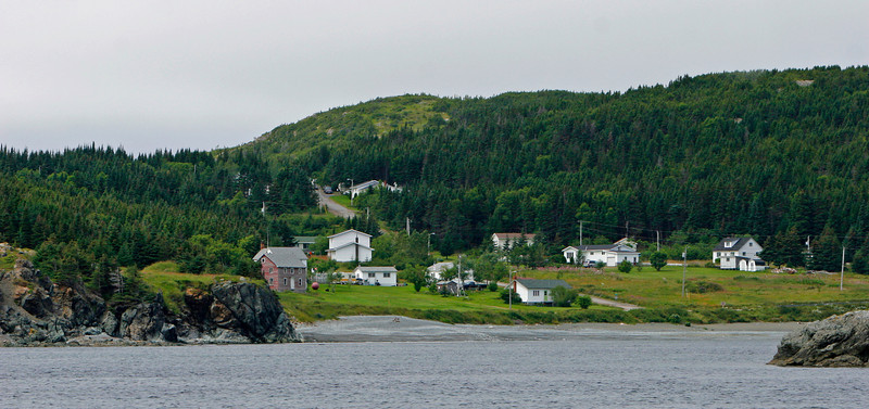 Small outport of Wildcove near Twillingate