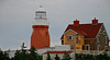 Crow Point Lighthouse undergoing renovation