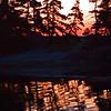 Subtle colors at dawn