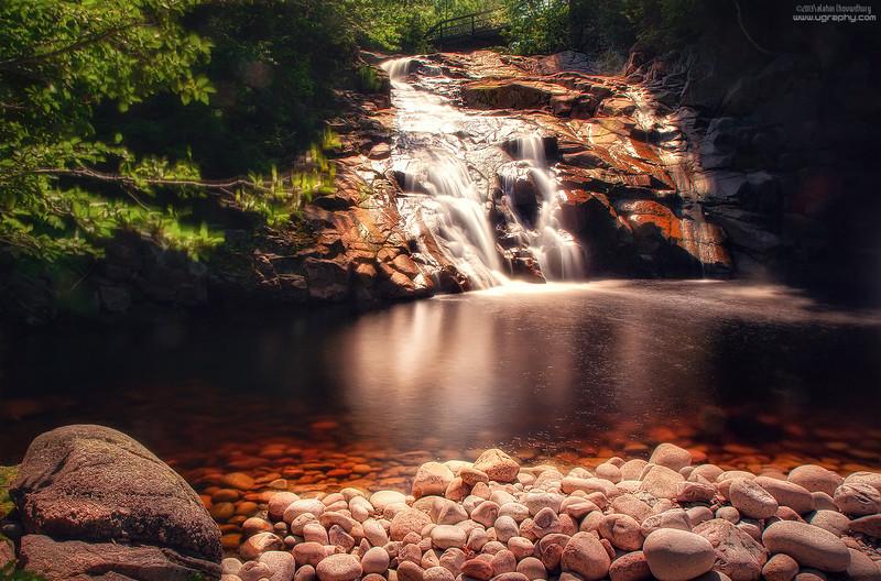 The Mary Ann Falls