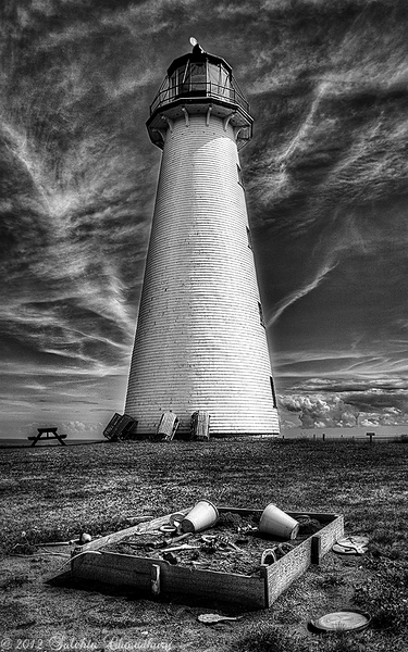Point Prim Lighthouse, PEI.