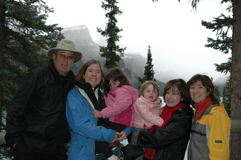 Elliot, Sherri, Samantha, Natalie, Judy, and Kim on Spirit Island