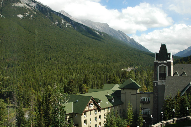 The Banff Springs Hotel