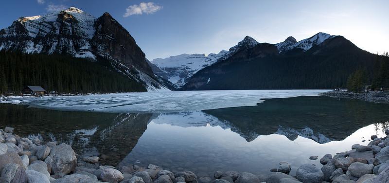 Lake Louise Panoramic