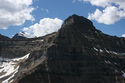 Mt Niblock.