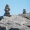 Inukshuk - Culture symbol for the Inuit people, and is featured in the Vancouver 2010 Winter Olympic logo