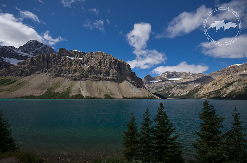 Bow Lake along the Icefields Parkway, Banff National Park