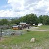 Sierra West. A working ranch.