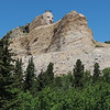 Crazy Horse monument, South Dakota