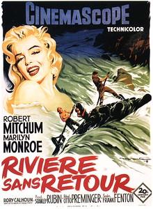 1954 Rio sin retorno (fra)
