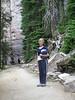 Lake Louise trail