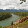 Canadian Pacific through Bow Valley