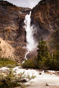 Yoho NP-Takakkaw Falls