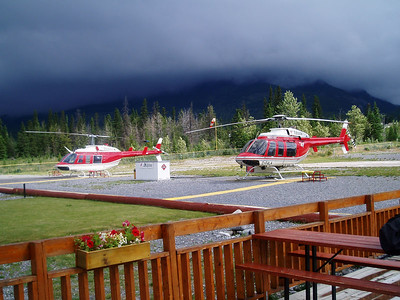 Canadian Rocky, Mt.Assiniboine 2005