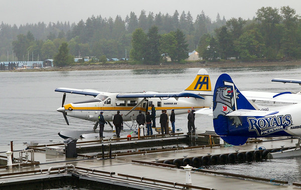 Seaplane from Vancouver