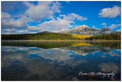 Patricia Lake, Jasper.