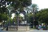 Elegant bandstand in Tenerife.