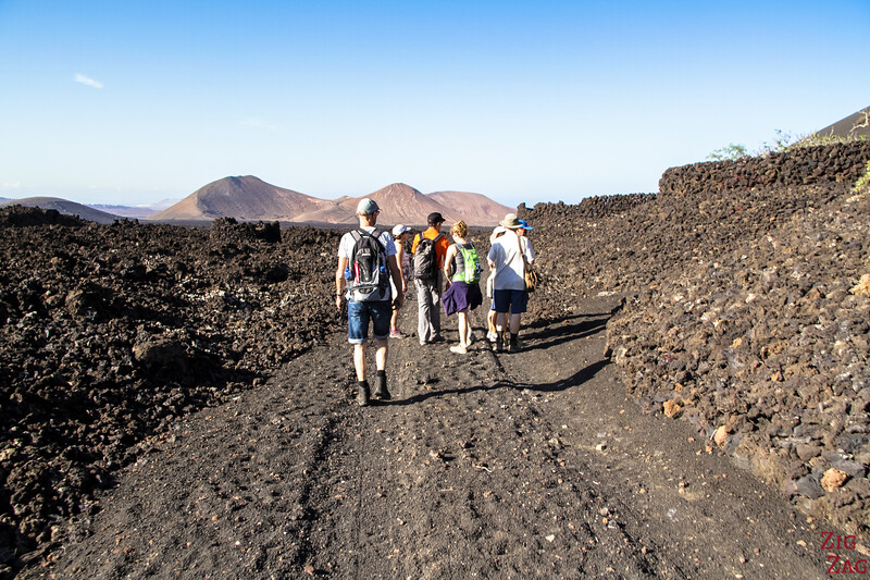 Tremesana Timanfaya National Park Walking Tour - Group