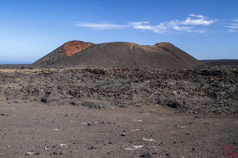 Tremesana Timanfaya National Park Walking Tour - volcanic cone