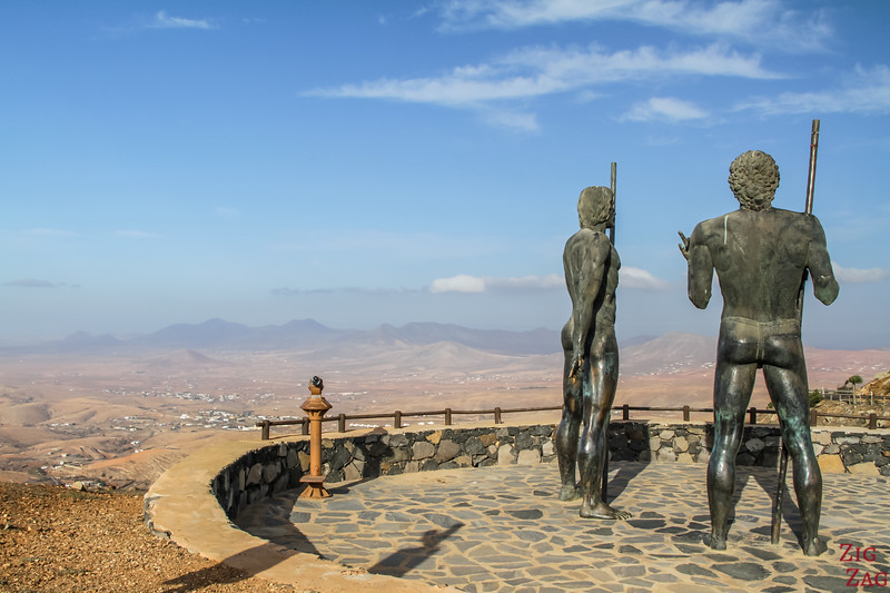 What to do in Fuerteventura - drive in mountains