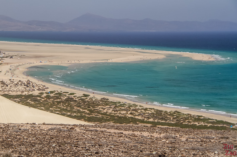 Best beaches in Fuerteventura - Jandia Lagoon