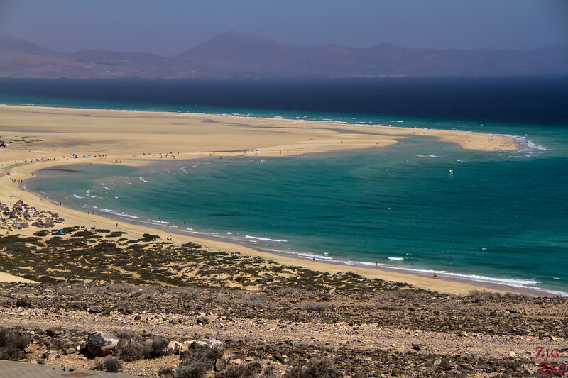 best beaches in Fuerteventura - la Jandia
