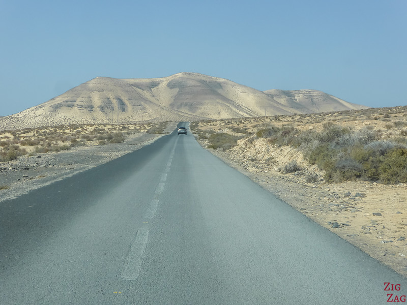 road trip Fuerteventura Canary islands