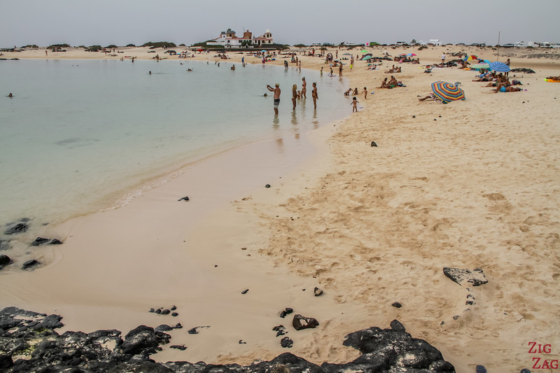 Best beaches in Fuerteventura - El Cotillo