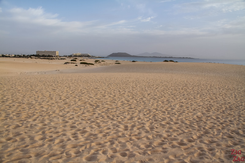 Where to stay neat the Corralejo dunes