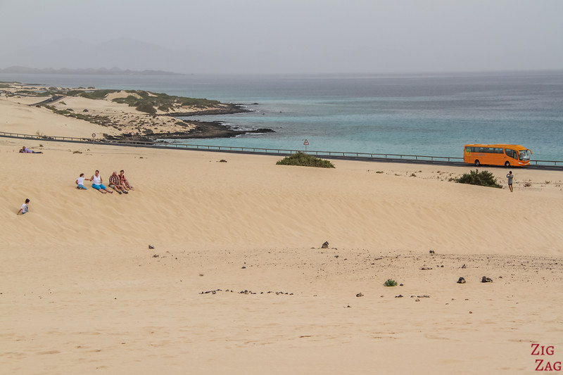 Fuerteventura excursion by bus